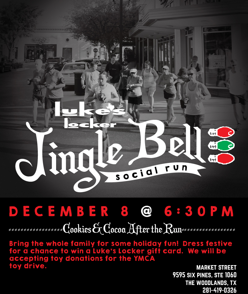 Luke's Jingle Bell Run