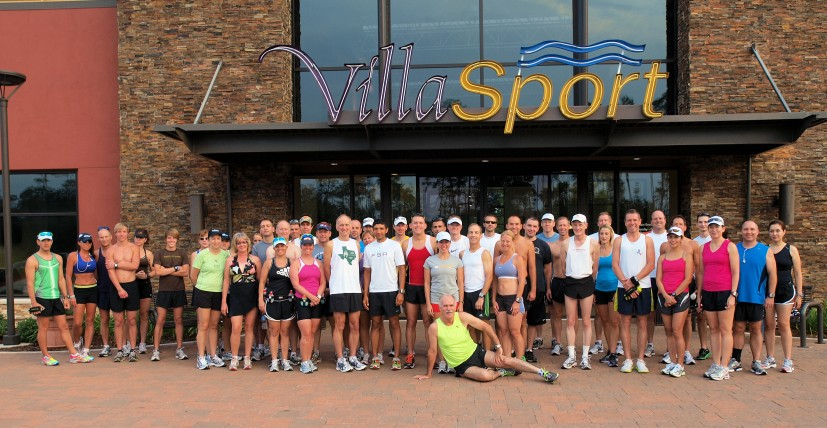 Sunday run from VillaSport 6-5-11