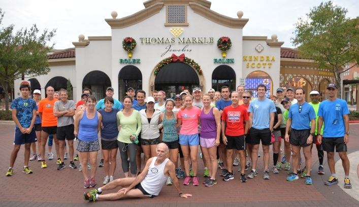 TWRC Sunday Group run 11-13-16